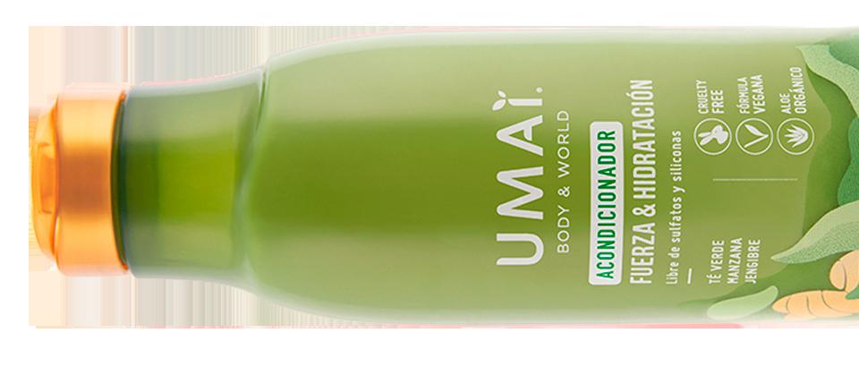 No-No Té Verde - Manzana - Jengibre - UMAI Body and World