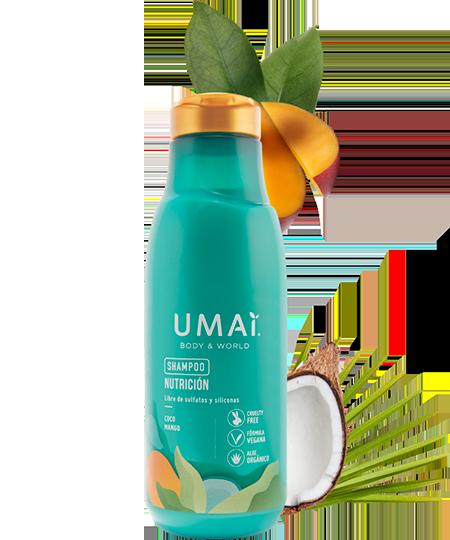 Ingredientes - Colección Coco - Mango UMAI Body and World