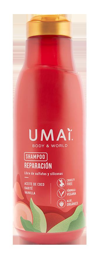 Umai Shampoo Aceite de Coco - Vainilla - Karité